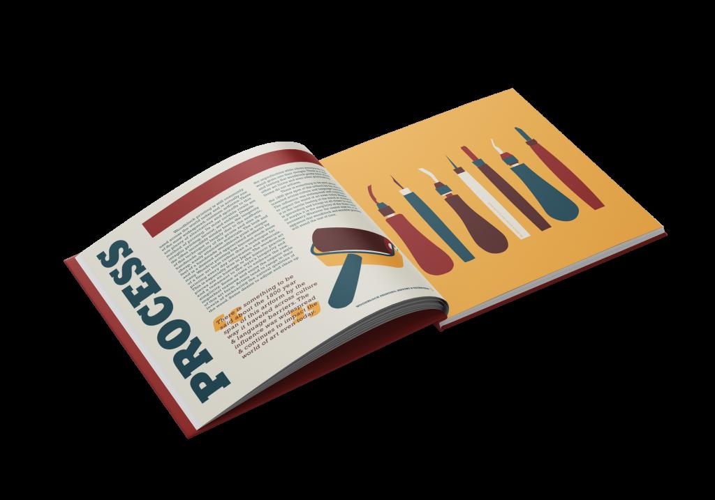 Book Mockup Inside(version 2)