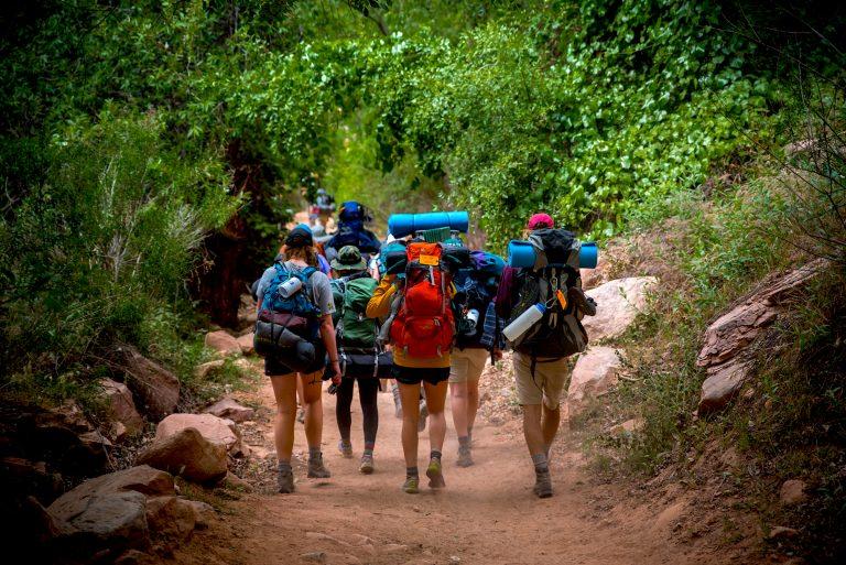 Havasu Falls Outdoor Adventures Campus Recreation